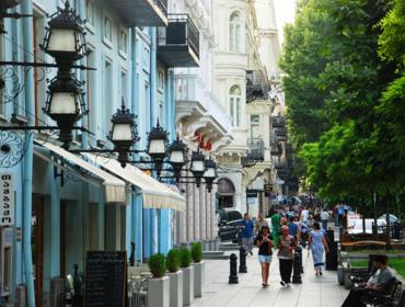 Schota Rustawli Avenue