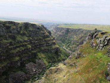Kasakh gorge