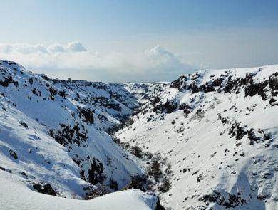 Kasagh canyon