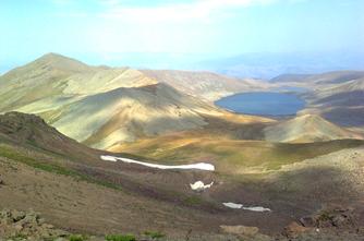 Гора Мец Ишханасар