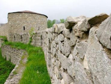 Festung in Schuschi