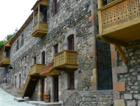 Sevanavank, Dilijan, Lake Parz