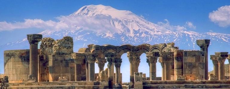 Наследие ЮНЕСКО в Армении