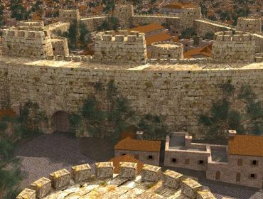 Zitadelle in Dwin