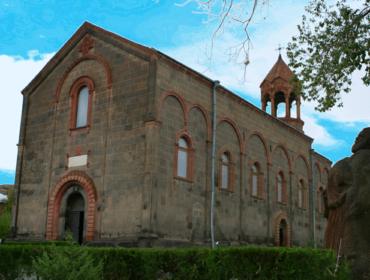 Hl. Mesrop Maschtots Kirche