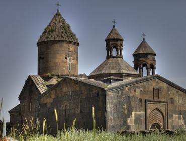 Saghmosawank Kloster