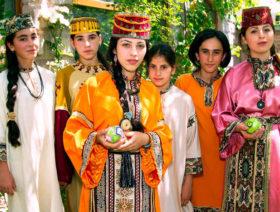 էթնիկ տուր Հայաստանում