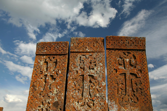 Armenian Cross Stones
