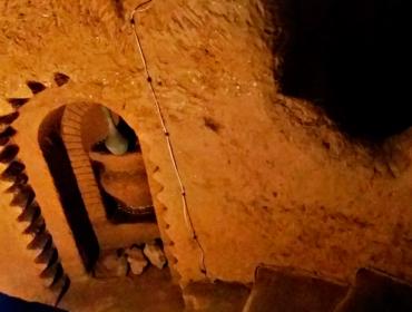 Волшебная пещера Левона