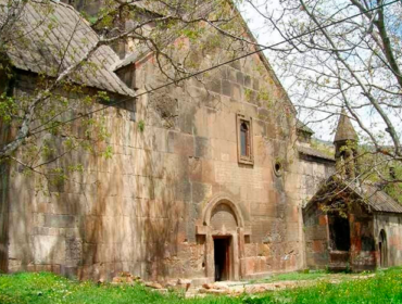 St. Astvatsatsin church of Bjni