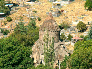 Монастырь Сурб Аствацацин, Бжни