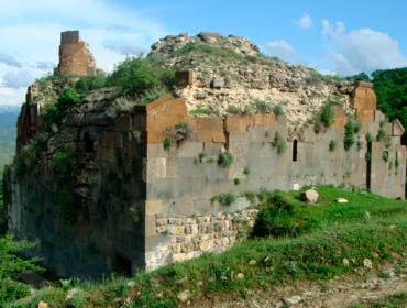 Монастырь Негуц