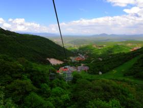 Цахкадзор, Севан, монастырь Севанаванк