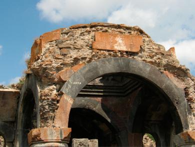 Teghenyats Monastery