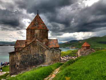Monastery Sevanavank