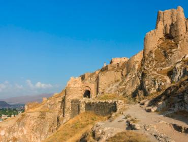 Die Burg von Wan