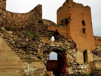 Smbatashen walls of Ani