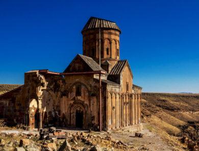 Tigran Honents Church of Ani