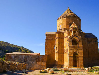 St. Khach Church, Akhtamar Island