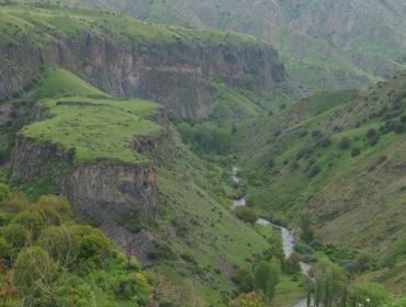 Khosrov Forest State Reserve
