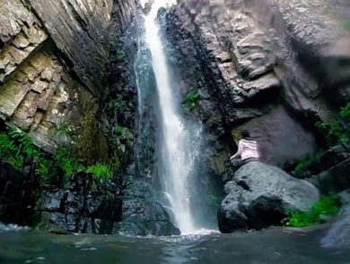 Vahagni Waterfall