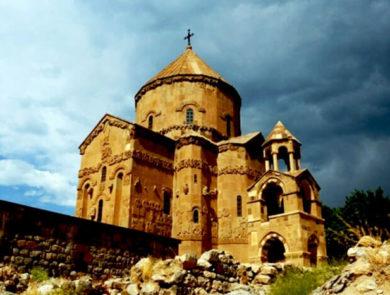 St. Khach Church, Akhtamar Island
