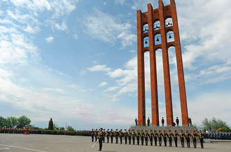 The anniversary of Armenia's first republic