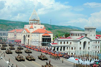 The day of the NKR Defense Army formation