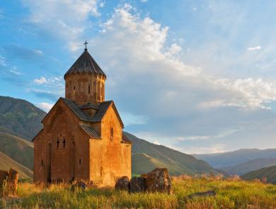 St. Astvatsatsin church of Areni