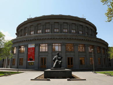 Opera and Ballet Theatre of Armenia