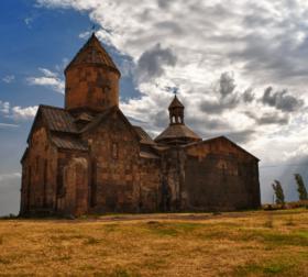 Монастырь Сагмосаванк