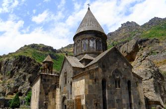 Das Kloster Geghard