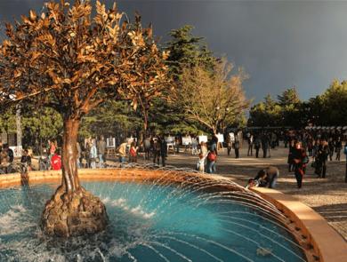 Mtatsminda park