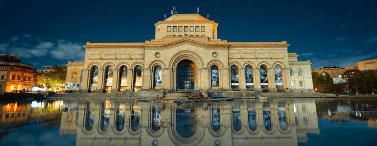 Was kann man in und in der Nähe von Jerewan in 3 Tagen besichtigen?