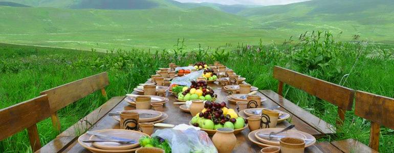 Туризм в Армении 2017