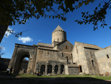 Монастырь Татев