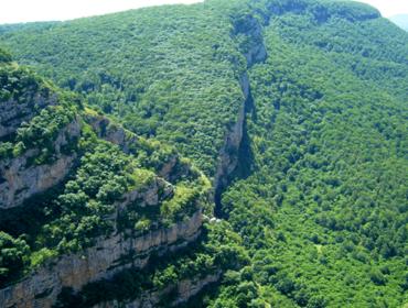 Ущелье Унот