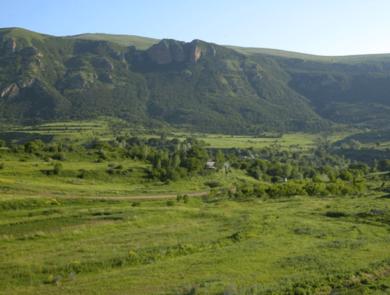 Село Артаван