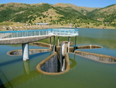Кечутское водохранилище