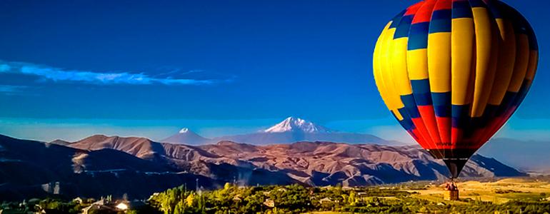 Ճանապարհորդություն Հայաստանում 2017 թ-ին