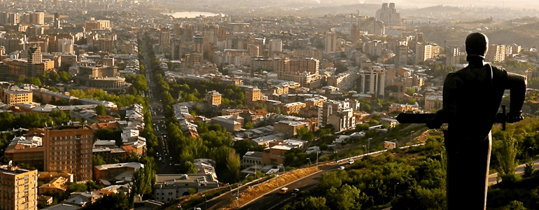 The best sightseeing places in Yerevan, photos and descriptions