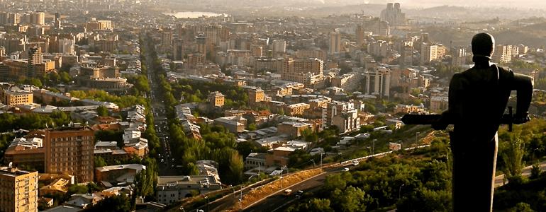 Երևանի հիմնական տեսարժան վայրերը, նկարներ եվ նկարագրություններ