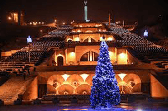 Winter vacation travel packages in Armenia 2019