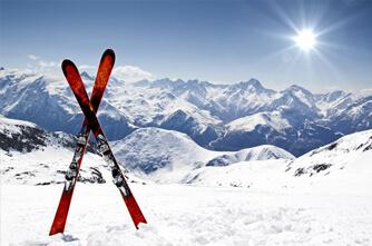 Аренда лыж