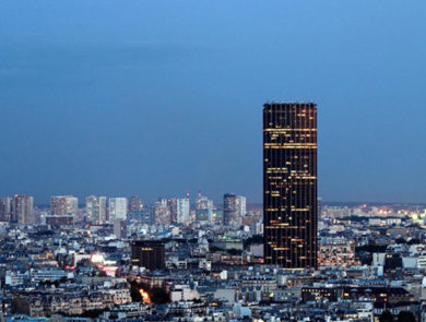 The Tower of Montparnasse