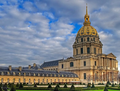 House of the invalides