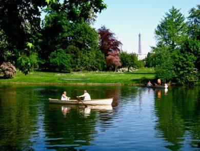 Փարիզի Բուլոն անտառը