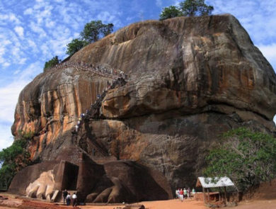 Sigiriya Mountain Palace