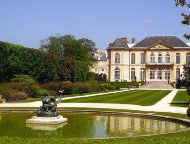 Ռոդենի թանգարանը, Փարիզում