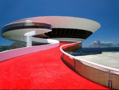 Музей современного искусства в Рио де Жанейро